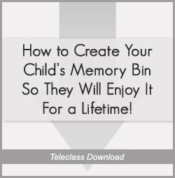 Memory Bin Teleclass
