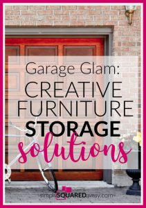 Our garage is a virtual blank canvas at this time of year, and just because storage pieces serve a purpose doesn't mean they can't be pretty to look at as well. Give your garage a little makeover - some garage glam. Chris Long, from Home Depot in Chicago, is our guest post author today. He is going to share some sophisticated storage solutions for your garage.