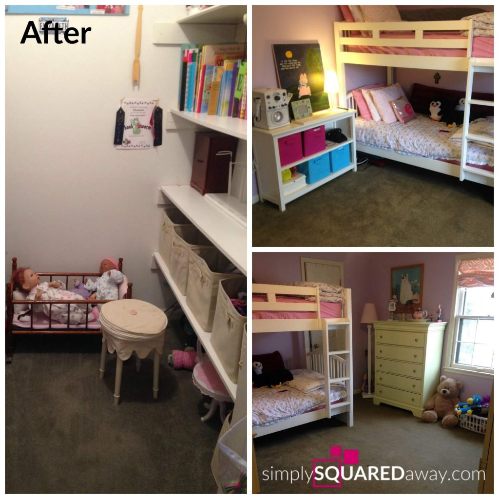 This is the ultimate girls bedroom organizing makeover  Teach your children  early how to keep. The Ultimate Girls Bedroom Organizing Makeover Ever and 10 Tips