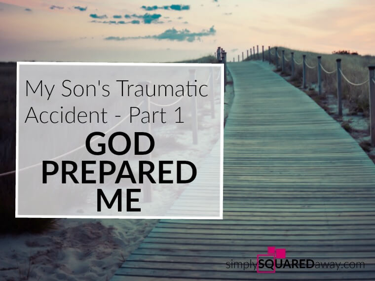 Here is the story of my 15 year old son's traumatic accident where he suffered a C5-C6 spinal cord injury and became a quadriplegic.