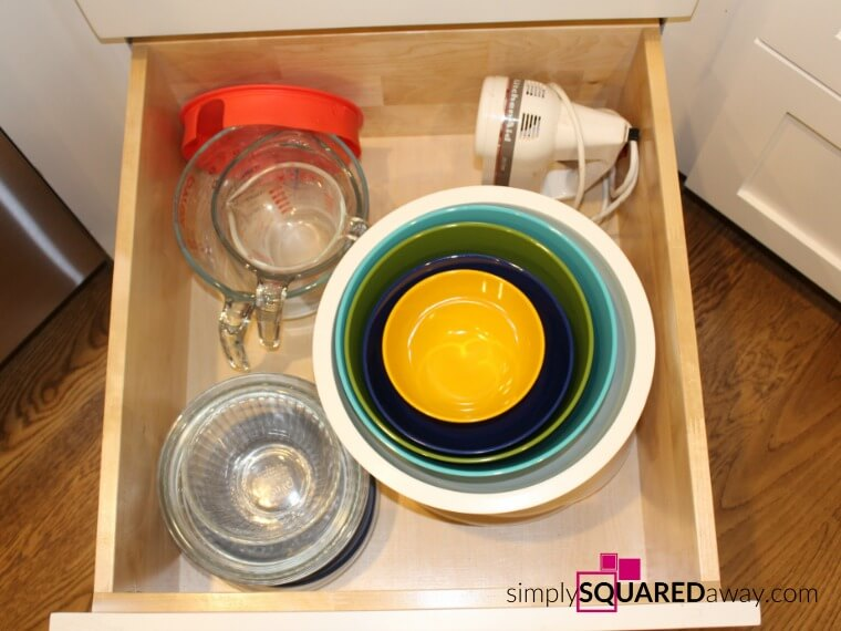 My Home Tour - I'm starting with how I organize my kitchen and showing you inside all of my cabinets.