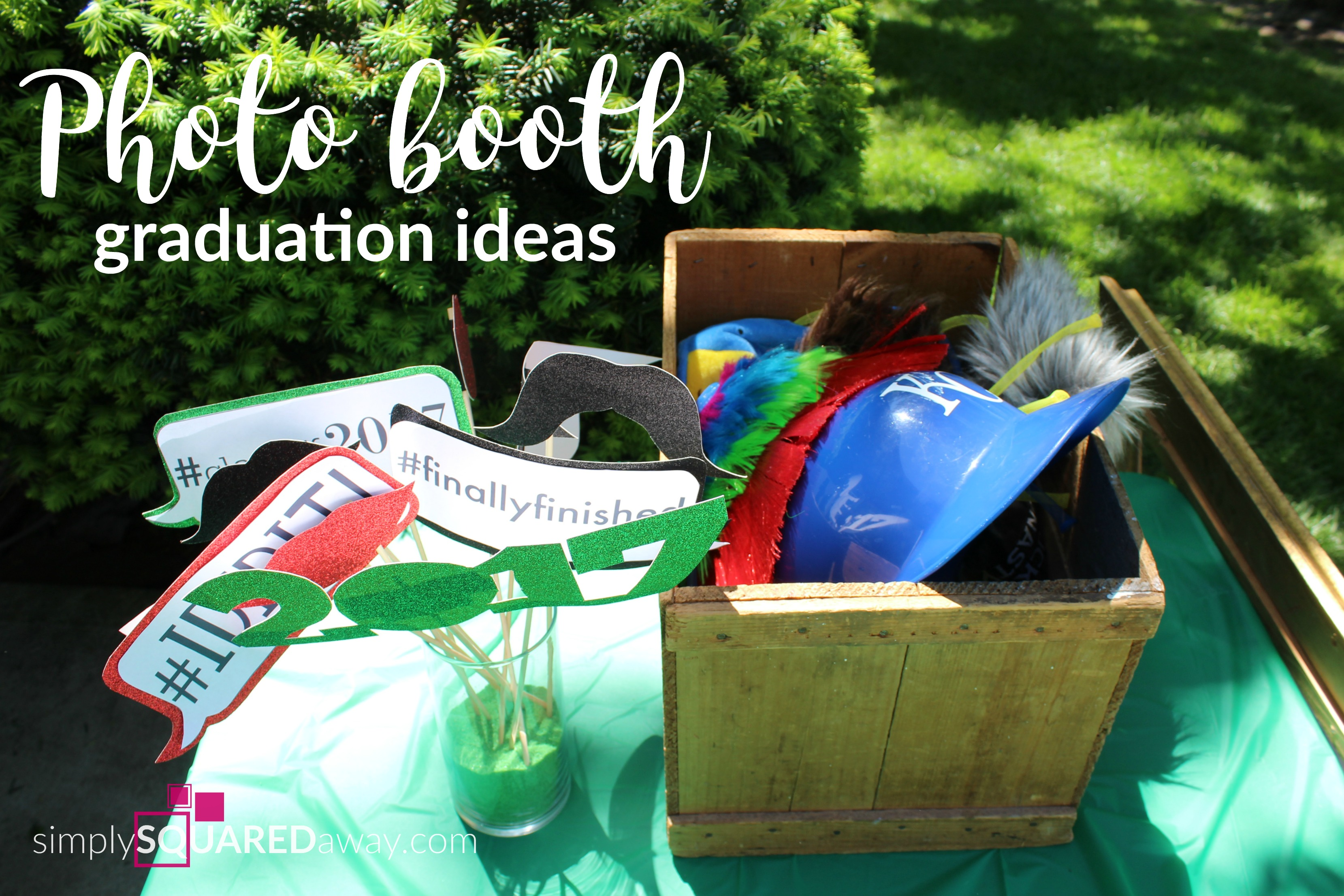 Graduation party ideas and step-by-step organizing tips to help you plan the perfect celebration for your graduate.
