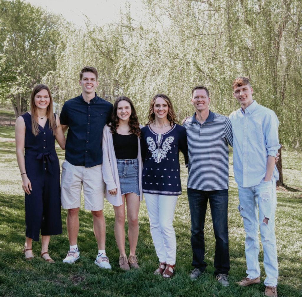 Tracy Hoth's Family