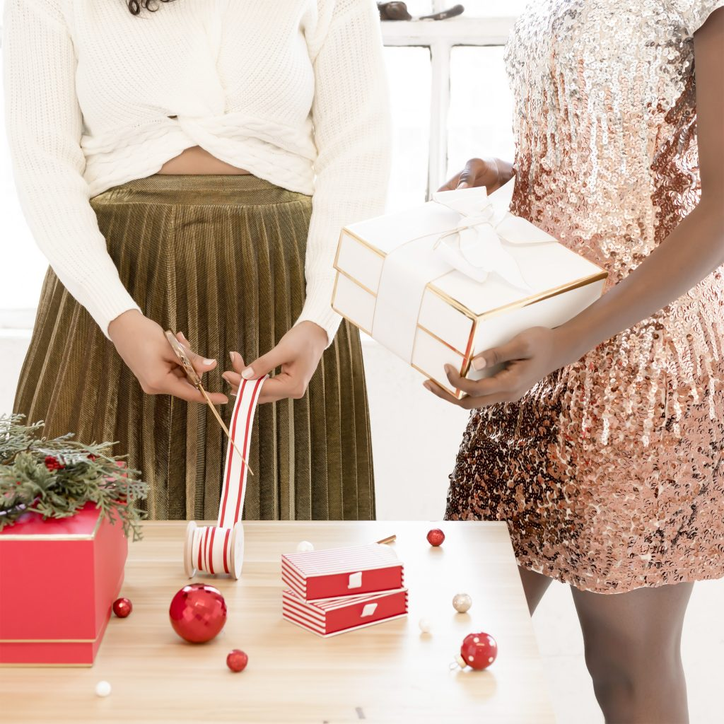 Get holiday clutter free gift ideas here.