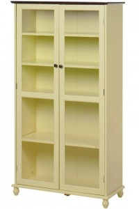 Bookshelves in the garage? Yes! Alternate storage solutions for the garage.