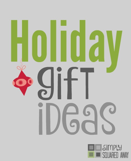 Get some ideas for Holiday clutter-free gift giving!